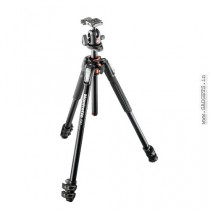 Manfrotto Tripod and 496RC2 Ball Head - MK190XPRO3-BH