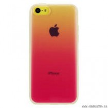 Agent 18 Shockslim-Ombre Cell Phone Case for iPhone 5C (Pink Ombre) - P5CSKS/129