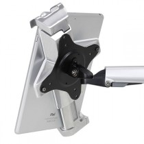 Ergotron Lockable Tablet Mount, Polished 45-460-026