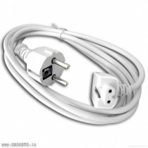 Power Cord with Duck-head for Apple Power Adapters