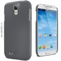 Cygnett Feel Series Case for Samsung Galaxy S4 i9500 Charcoal (CY1169CXFRO)