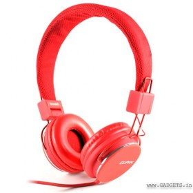 CLiPtec Urban Reaction Multimedia Stereo Headset Red BMH835