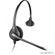 Plantronics SupraPlus HW251N Noise Canceling Monaural Headset With U10 cable