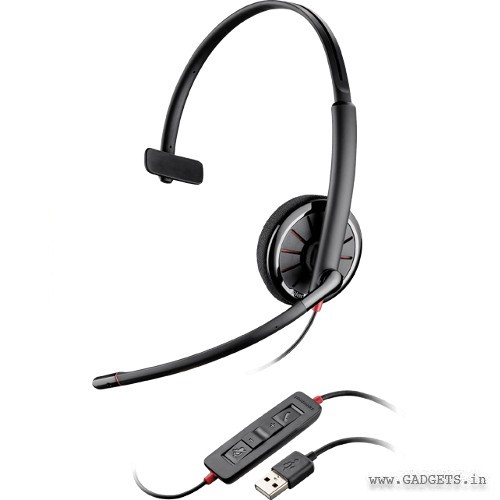 Plantronics Blackwire 310 Monaural USB Headset