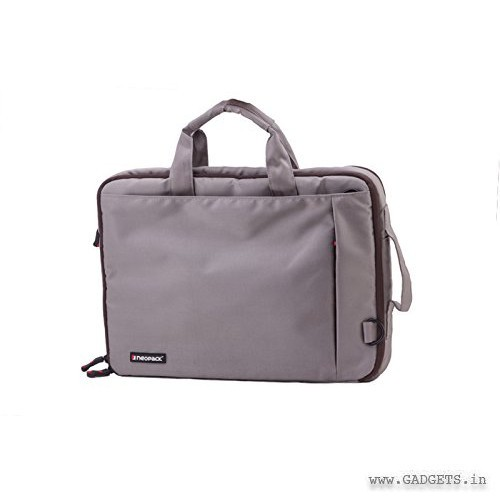 Neopack Multi-Function Bag Fits 13.3 in Laptops And Macbooks 8GY13 Grey