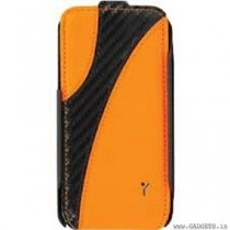 The Joy Factory Aspire Carrying Case for iPhone (Orange Black) - CAB112