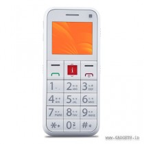 iBall Aasaan2 Mobile Phone - White