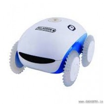 WheeMe Robotic Body Massager White and Blue - WHM001