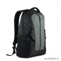 CLiPtec MOMENTUM 14.1in Notebook Backpack CFP103 Grey