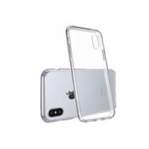 Roocase Plexis Hybrid Clear Back Cover For Apple IPhone XR 2018.