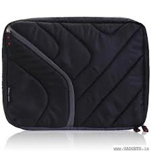 Neopack 15.4 Inch Laptop Nylon Sleeve Black - 10B15