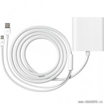 Apple Mini DisplayPort to Dual Link DVI Adapter MB571Z/A