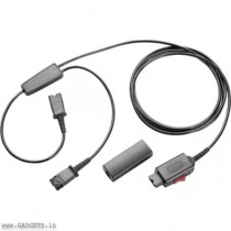 Plantronics Y Adapter Trainer Cable (For practica SP 12 QD)