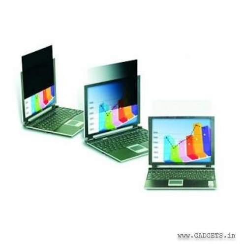 3M PF14.0W Widescreen Privacy Filter For 14 in Widescreens - 98044054256