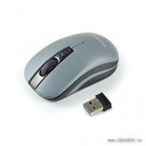 CLiPtec RZS848 Vivid 2.4ghz Wireless Mouse Grey