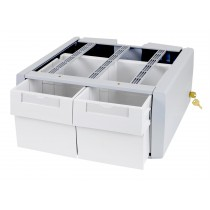 Ergotron StyleView Supplemental Tall Double Storage Drawer 97-993