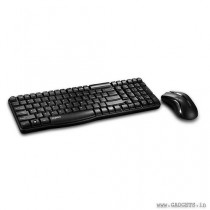 Rapoo Wireless Optical Combo Deskset X1800