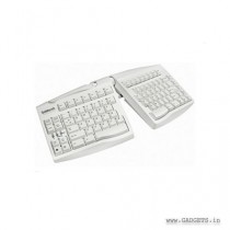 Goldtouch Adjustable Keyboard White GTN-0033
