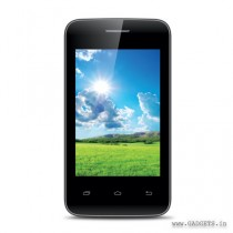 iBall Shaan BLISS 3.5U Mobile Phone - Black/Grey