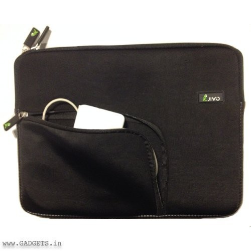 Jivo Neoprene Notebook Sleeve 13 in zipped JI1247