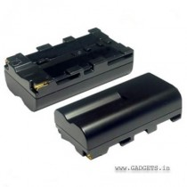 Camcorder compatible Battery for Sony NP-F560 by Hako