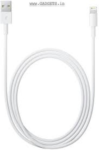APPLE Lightning to USB Cable 2m (White) (MD819ZM/A)