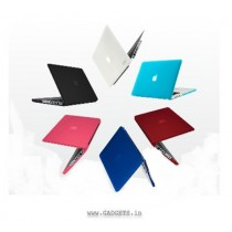 Neopack Snap Shell Case for Macbook Air 13.3 (Clear Frost) - 14CFMA13