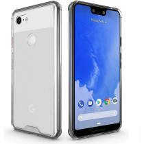 Roocase Plexis Case for Google Pixel 3a XL 6.0in (RC-DH-GPI3a-60-IX-CL)