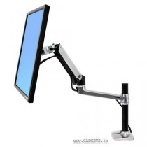 Ergotron LX Desk Mount LCD Arm, Tall Pole 45-295-026