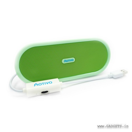 Portronics Sound Bowl USB Speaker POR527