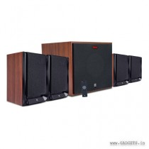 iBall Nightingale K9 4.1 USB/SD/FM Speakers