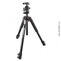 Manfrotto Aluminum Tripod with Ball Head - MK055XPRO3-BH
