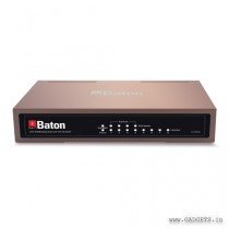 Iball 8-Port 10/100 Desktop Switch with 4-Port PoE AT/AF iB-LPDS44E