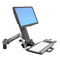ERGOTRON StyleView Sit-Stand Combo Arm (45-266-026)