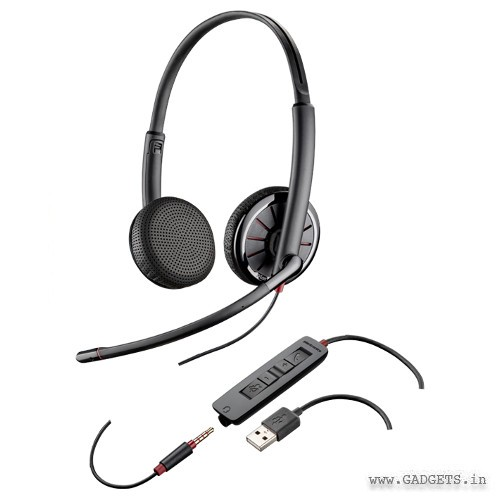 Plantronics Blackwire C325-M USB Headset