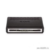 D-Link 8-Port Unmanaged Gigabit Switch DGS-1008A