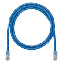 PANDUIT PanNet Copper UTP Patch Cords UTPSP3MBUY Category 6 UTP Cable 3 Meter Blue