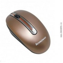 Lenovo N3903 Wireless Mouse - Coffee