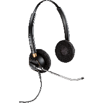Plantronics EncorePro 520 Over the ear Binaural Noise cancelling headset