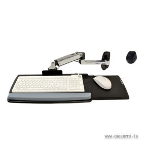 Ergotron LX Wall Mount Keyboard Arm 45-246-026