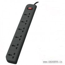 Belkin 6-Socket Surge Protector Economy Series F9E600zb2M-GRY