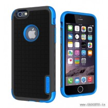 Cygnett Workmate Case for iPhone 6 Grey Blue CY1667CPWOR