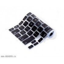 Neopack Silicone Keyboard Guard for Mackbook (Black) - 24BKMP