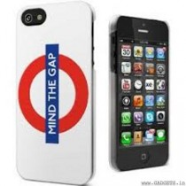 Cygnett Mind The Gap Case for iPhone 5 - CY1062CPTFL
