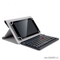 iBall Mystic Bluetooth Tablet Case with Keyboard BTH7