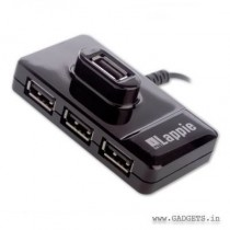 iBall Piano 423 - 4 Port USB Hub