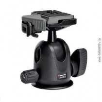 Manfrotto 496RC2 Compact Ball Head with 200PL-14 QR Plate