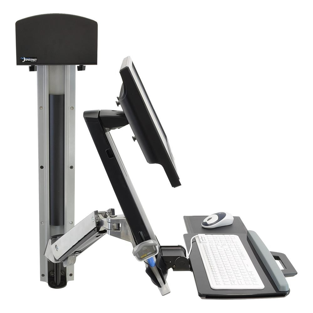 StyleView Sit-Stand Combo System Polished 45-273-026