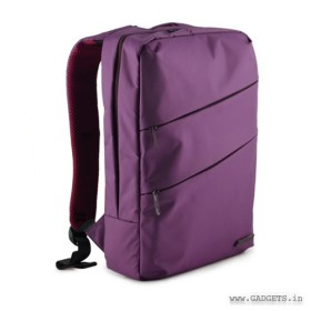 CLiPtec NANO 14.1in Notebook Backpack CFP104 Purple