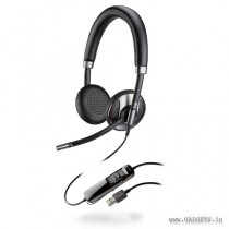 Plantronics Blackwire 725 Corded USB Headset with Active Noise Canceling